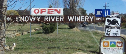 20110926A - Snowy River Winery