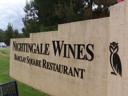 Nightengale wines